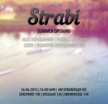 Strabi Summer Opening 2015