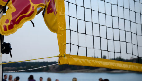 Wakebeach 257! Beachvolley spielen und Slackline kostenlos