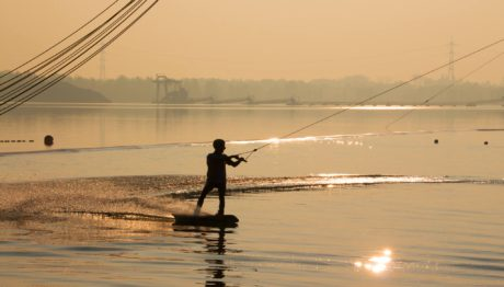 Wakebeach 257 Morning Session 18€ 2 Stunden
