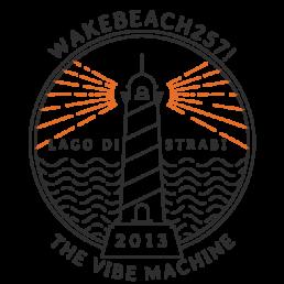 Wakebeach257 The Vibe Machine Feel the Vibes