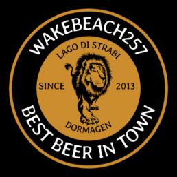 Wakebeach 257 Best Beer in Town